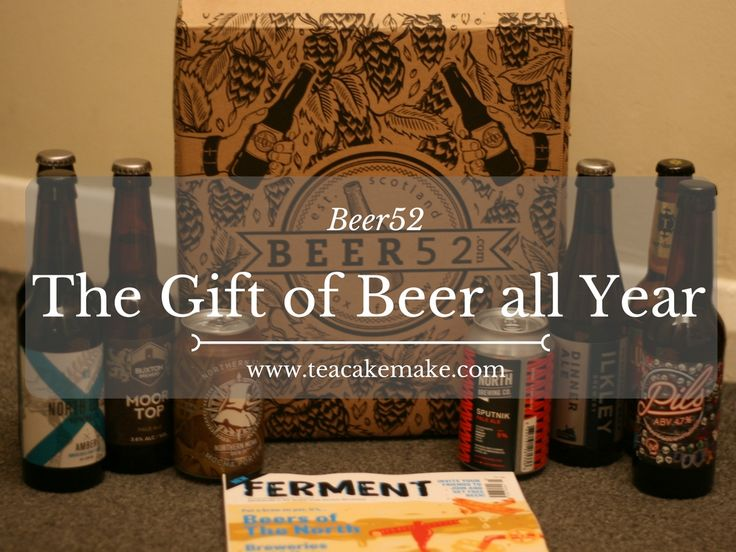Find out why a beer subscription makes the perfect gift for the beer and ale lover in your life and how you can get 50% off your first month!