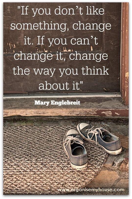 Change is the true constant.