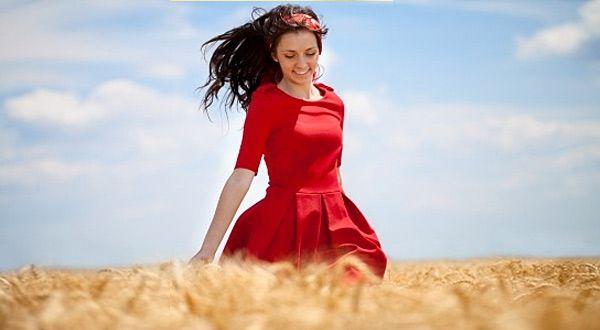 Skutečná žena se nežene za štěstím!