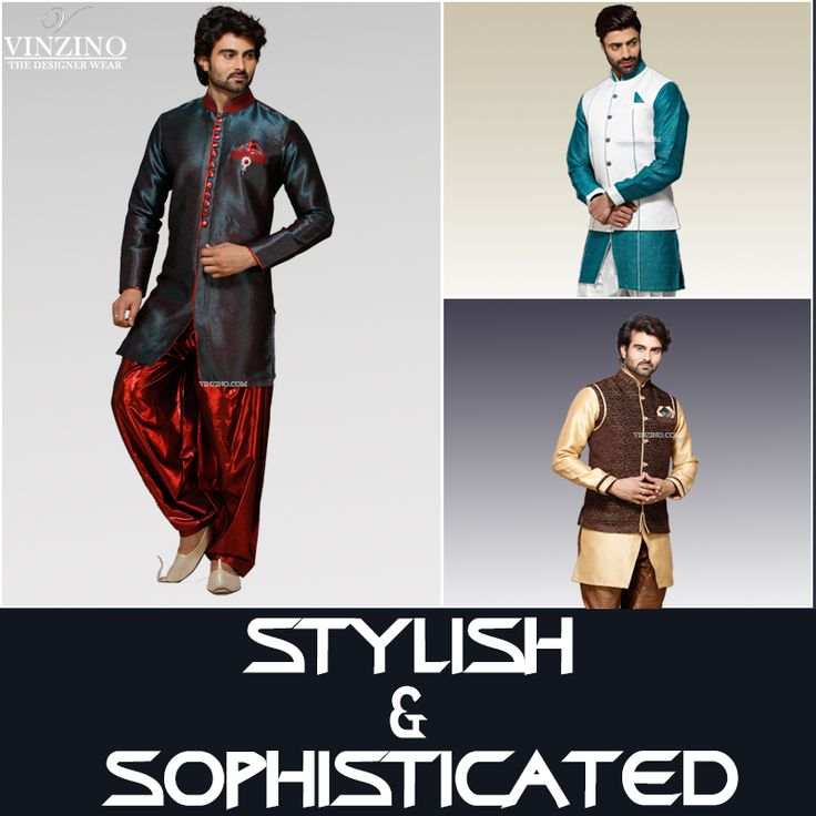 Exclusively designed #ethnicwear for #men to add elegance to your personality. Shop Here: http://goo.gl/5xb083