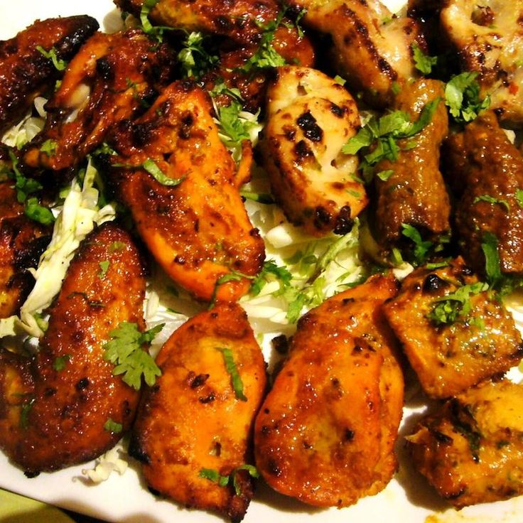 Indian Oven Meat Plater - Indian Oven SF - Zmenu, The Most Comprehensive Menu With Photos