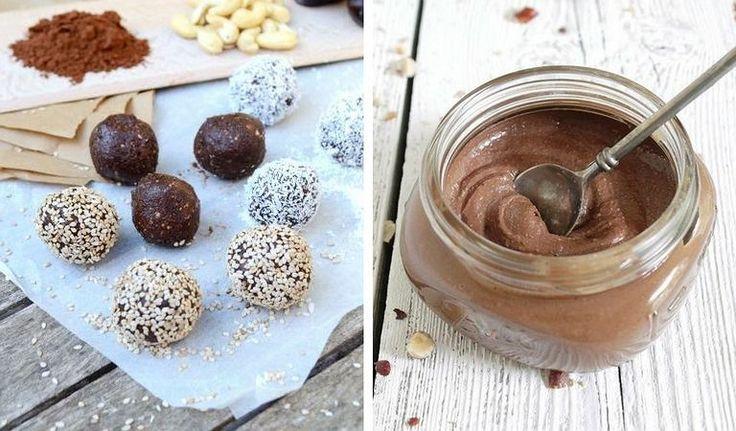 Zdrowe i smaczne desery bez dodatku cukru zaspokoją chęć na słodycze.