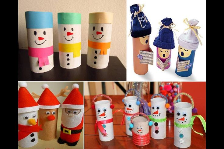 Childrens christmas craft