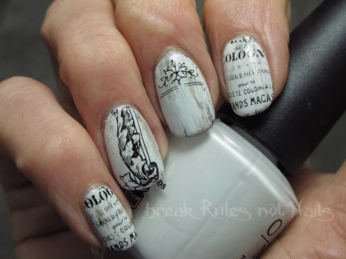 Shabby Chic… - Best 25+ Shabby Chic Nails Ideas Only On Pinterest Vintage Nail