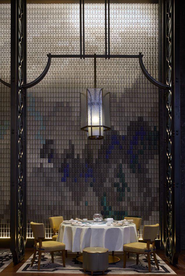 1000 ideas about chinese restaurant on pinterest - Chinese restaurant interior design ...