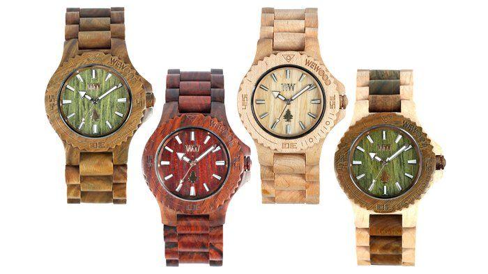 Organic Wood Watch  By WeWood  http://www.ahalife.com/signup/?utm_source=Pinterest_medium=NickGoodey