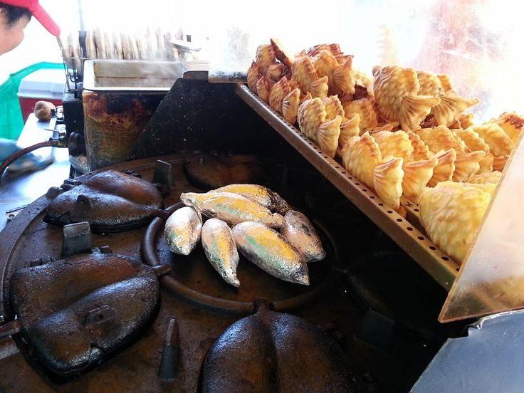 붕어빵 (Korean Street Food snack)