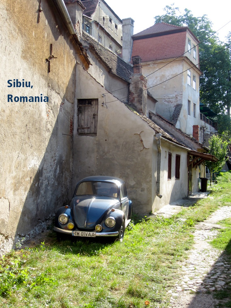 Sibiu, Romania // #travel
