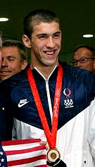 I cannot wait! Michael Phelps for gold 2012! (i love him) London 2012 Olympic Games is not far off now .....