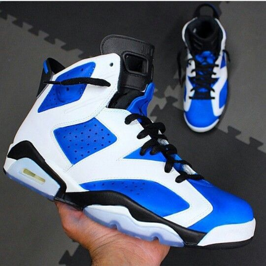 blue jordans shoes for men