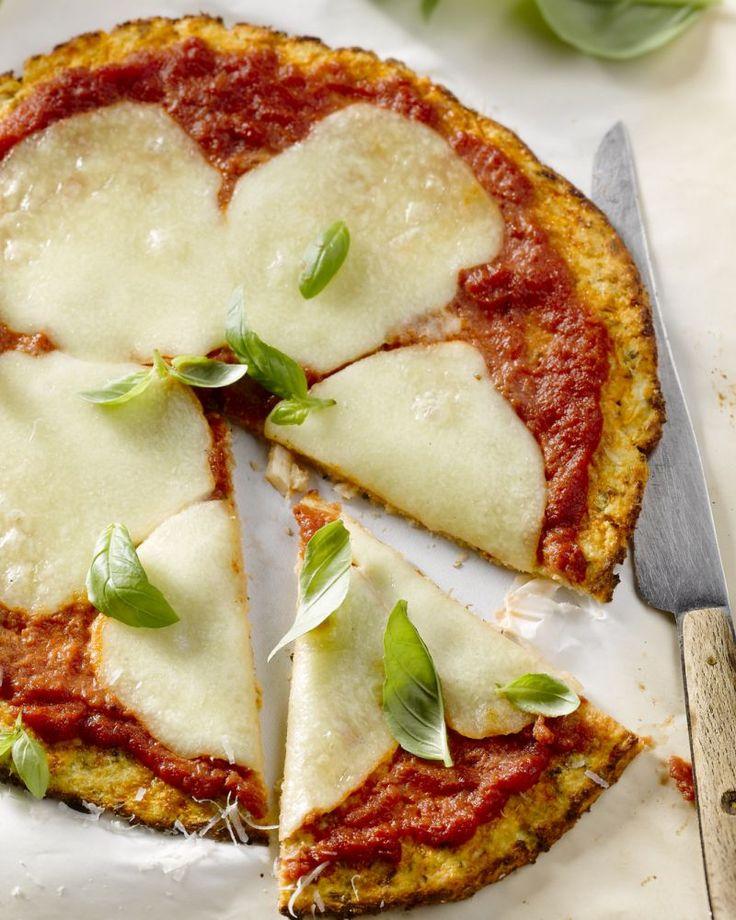 Wist je dat... je ook pizzabodems van  bloemkool kan maken? Het is een gezond alternatief en bovendien  overheerlijk! Dit moet je proberen!