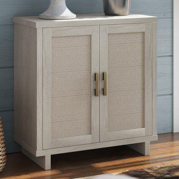 Matty 2 Door Accent Cabinet Accent Cabinet Accent Doors Small Storage Cabinet Small storage cabinet with doors