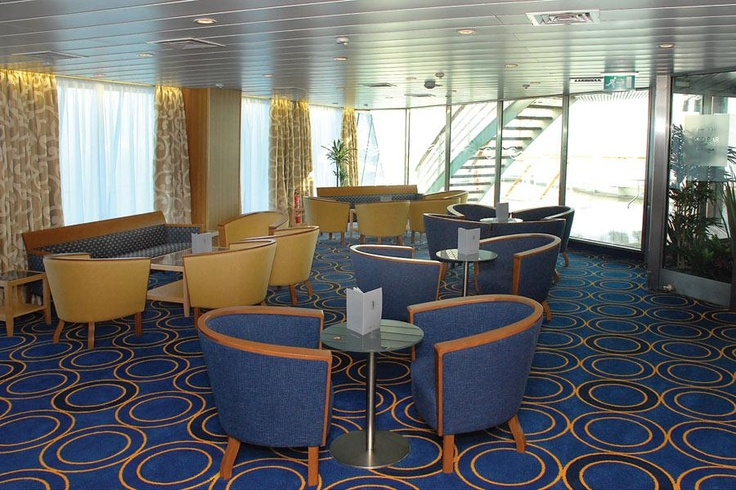 Balmoral - Lido Bar #Cruise