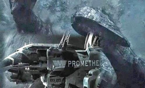 Prometheus II Paraíso