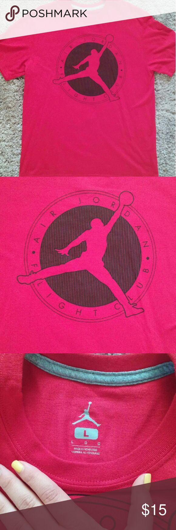 Men's Jordan Tee Men's Jordan tee, never worn. Jordan Shirts Tees - Short Sleeve