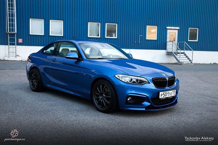 Диски WORK Emotion 11R BMW 2