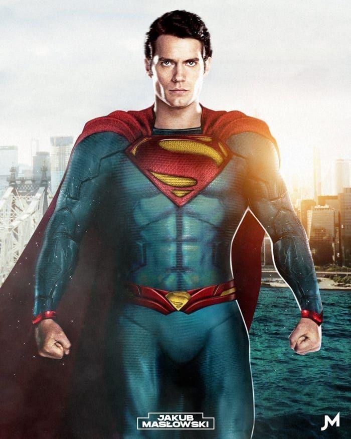 Jakub Maslowski บน Instagram Would You Like To See Man Of Steel