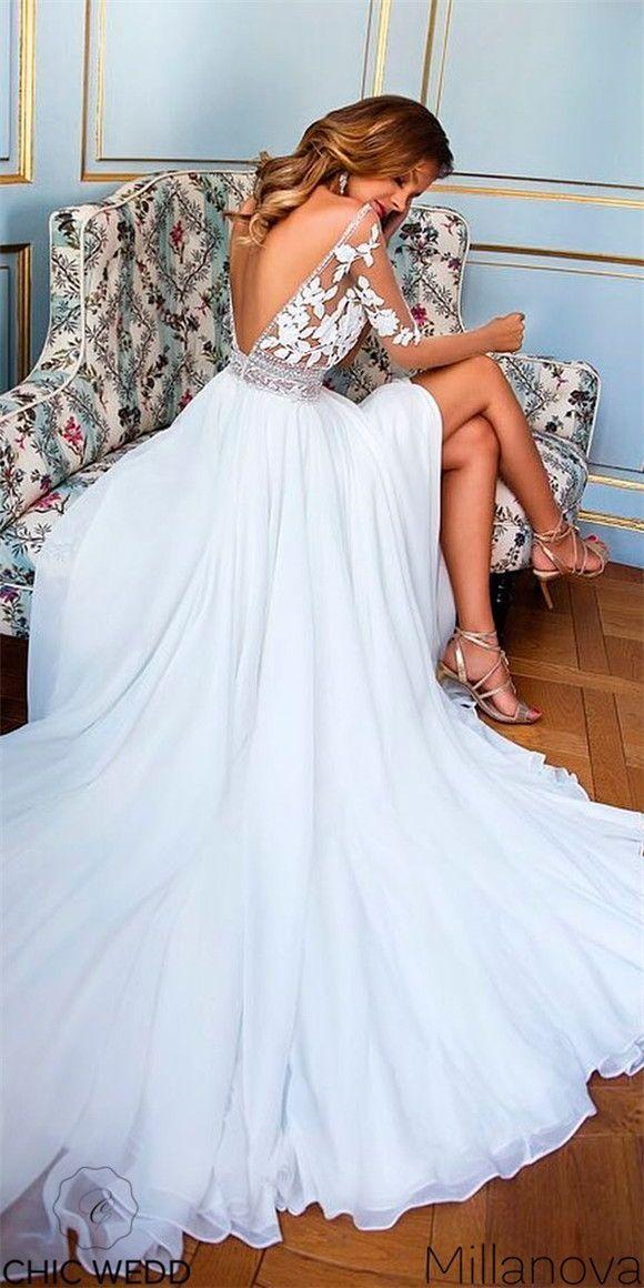 Milla Nova 2018 Bridal Gowns Collection