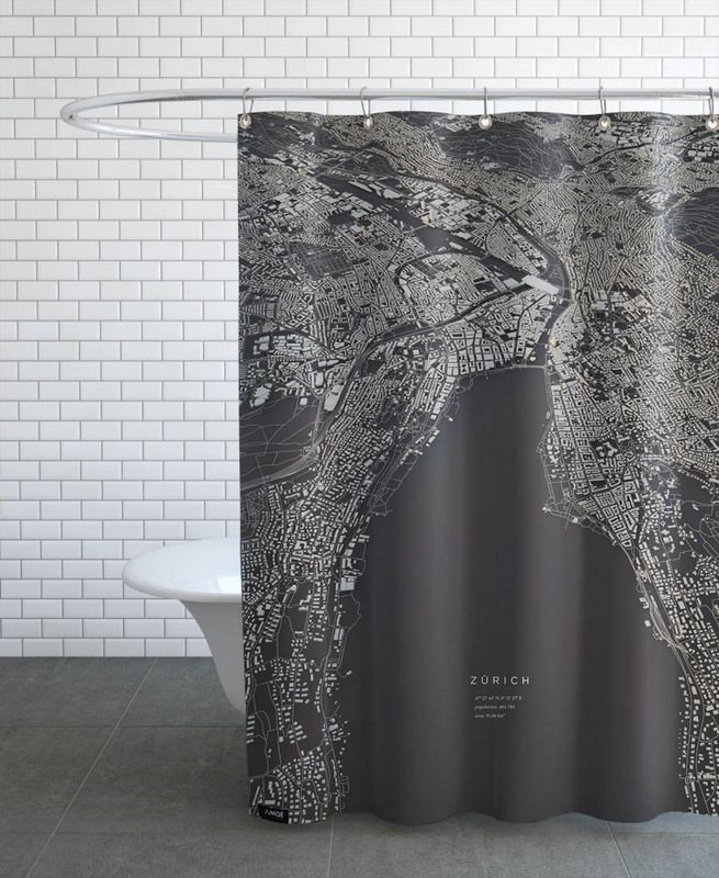 17 best showy shower curtains images on Pinterest Shower