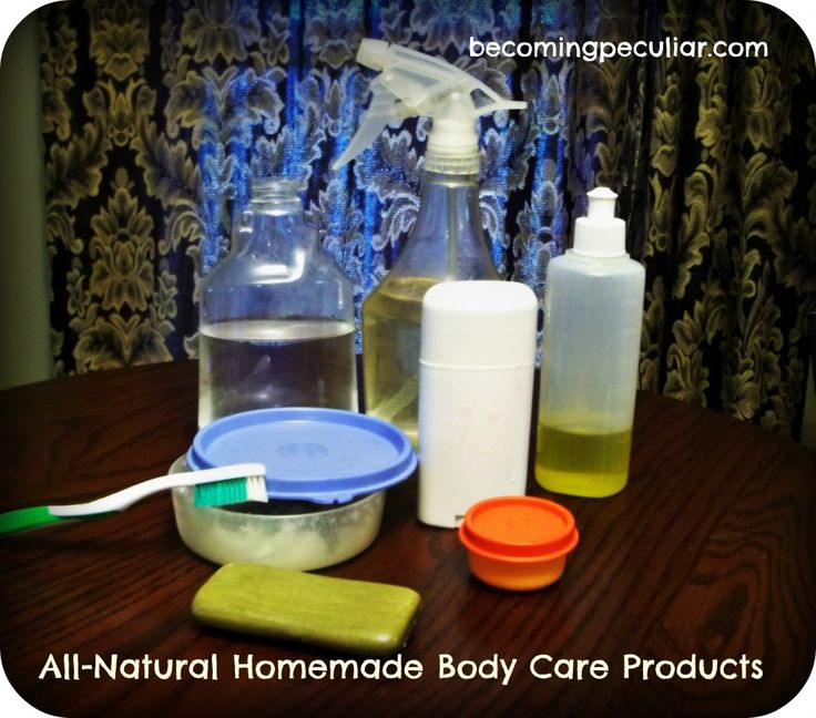 My All-Natural Homemade Body Care Products, Part Two: Toothpaste and Oil Face Cleanser