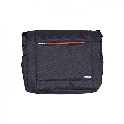 "$37 (was $79.99) Belmont Black 15.4"" Laptop Messenger Bag B912 @ Smiths City - Bargain Bro"