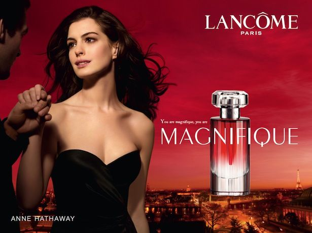 Muzyka z reklamy parfum Lancôme Magnifique