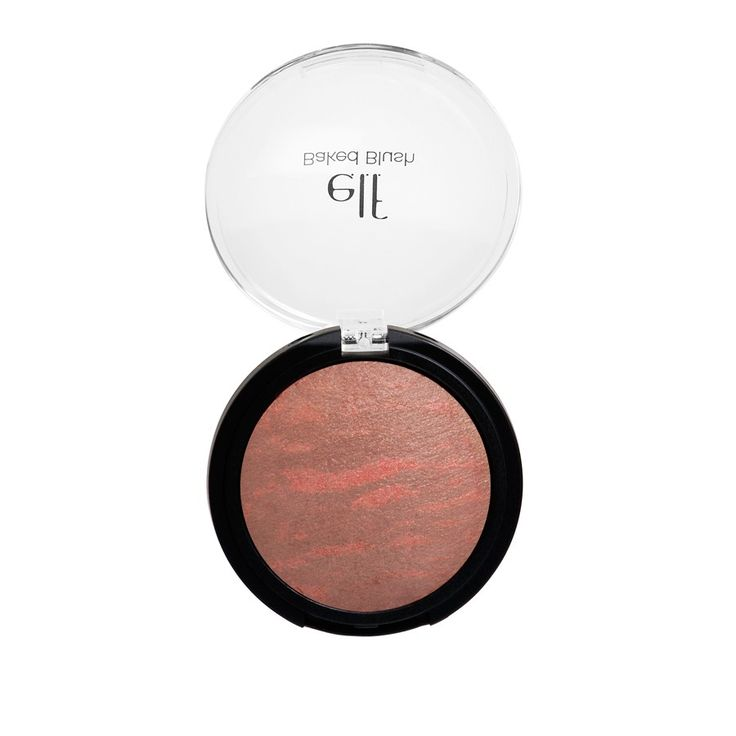 Buy Now Studio Baked Blush for Professional Makeup Artists | e.l.f. Cosmetics | Rich Rose