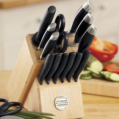 KitchenAid 17-Piece Knife Set
