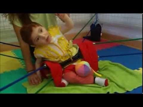 Tratamiento intensivo therasuit en Aprender a crecer, Valencia - YouTube