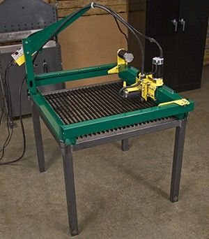 plasma table for sale. gotorch cnc plasma cutting system mounted on a table for sale e