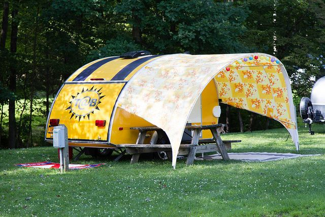 Welcome to Tearstock | Little Guy Teardrop Trailers