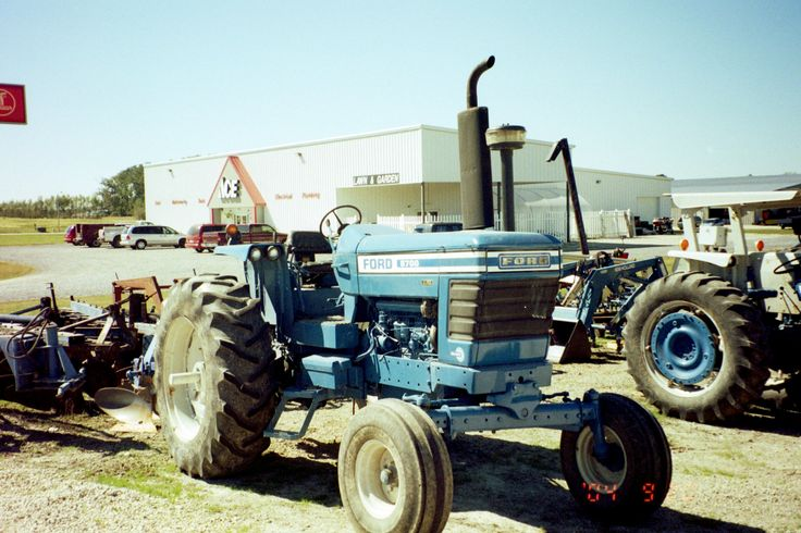 110hp Ford 8700 in K & L Tractor Sales,Fort Recovery,Ohio