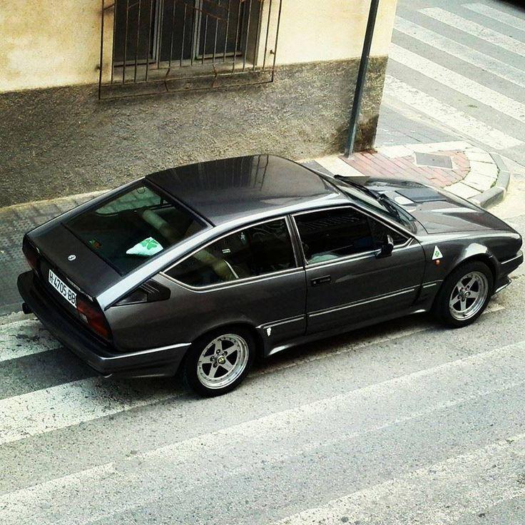 Alfa Romeo Alfetta GTV #alfa #alfaromeo #italiandesign