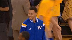 dancing basketball warriors stephen curry curry