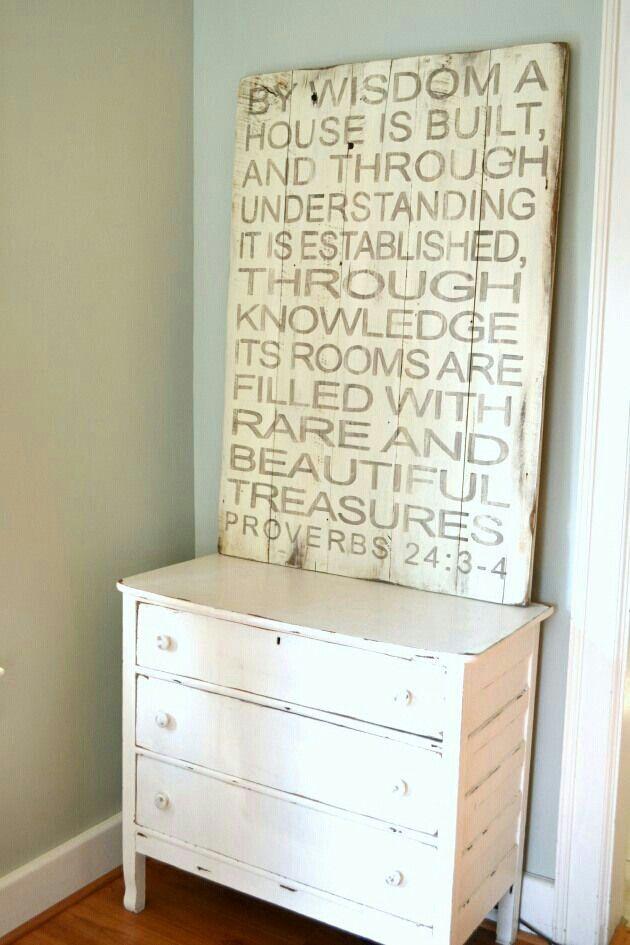 Proverbs 24:3-4