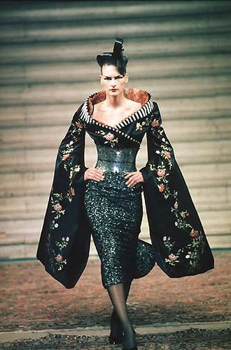 Autumn/Winter 1997 McQueen for Givenchy