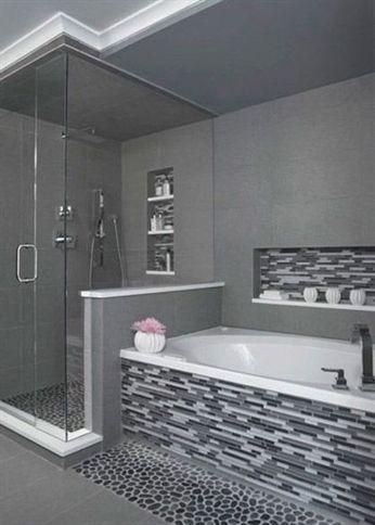 Remodeling Bathroom Average Cost Remodelingbathroom Bathroomremodelcost Bathroomdesigngrey