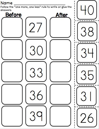 26 Best Classroom Worksheets Math Images On Pinterest School