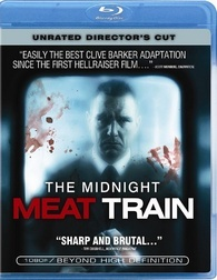 The Midnight Meat Train Blu-ray: $5