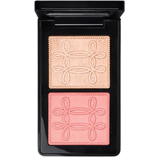 MAC Face Compact, Nutcracker Sweet Collection (105 RON) ❤ liked on Polyvore featuring beauty products, makeup, face makeup, beauty, cosmetics, filler, peach, highlight makeup, mac cosmetics and mac cosmetics makeup