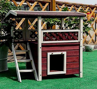 Outdoor cat house      Great deal>>>>>>>>>>    http://amzn.to/1OToGqA