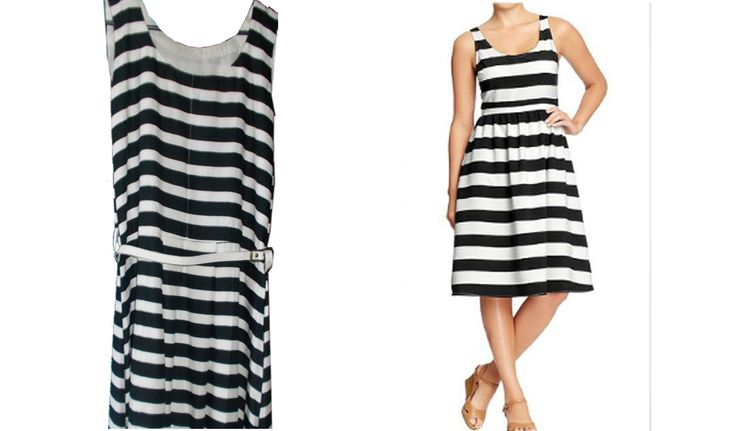 "Cracker Deal of the day! Black and White one-piece dress prize 599 only Length: 30.7"" Shoulder: 13.7\"" Bust: 30.7\"" to 35.4\"" Waist: 25.1\"" to 35.4\""  #fashion #newtrend #fashionstore #dresses #onlinecloth #prettydresses #Bollywood #november #thursday #indore #Delhi #mumbai #india http://www.fashion4style.com/woman/clothing/dresses/black--and-white-one-piece-dress/pid=MjI5"