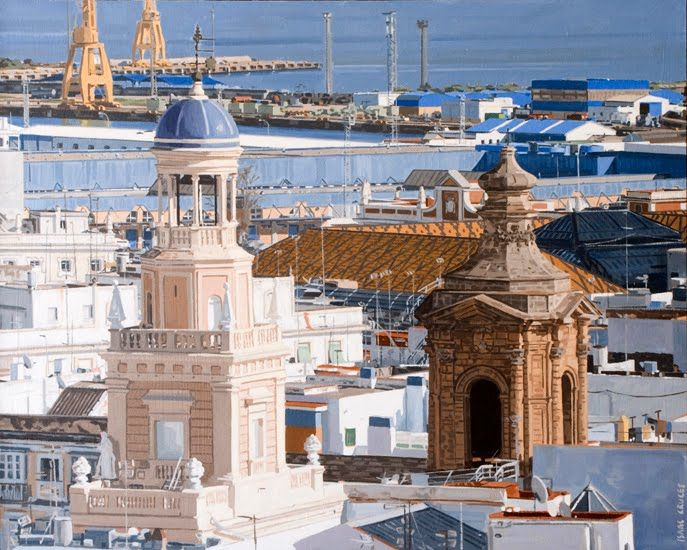 469 best c diz images on pinterest cadiz cities and spain - La casa del pirata cadiz ...