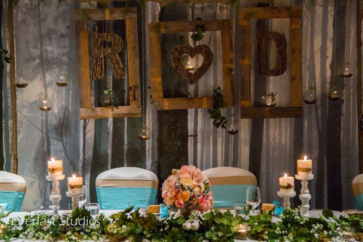 Wedding backdrop, O'Reillys rainforest retreat. Laming ton Mational Park wedding Woodland themed rainforest wedding  Lost World Spa& Convention Centre