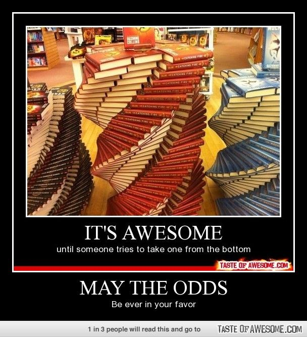 :O WHY DIDN'T THEY DO THIS AT MY BOOK STORE?!?! EVERY BOOK STORE SHOULD DO THIS! <~~ YES!