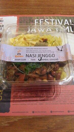 Nasi  Jenggo