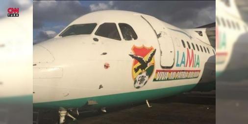 RJ tipi uçakların karıştığı kazalar : Brezilya futbol takımlarından Chapecoenseyi taşıyan RJ tipi uçak birçok havayolu tarafından kullanılıyordu. Bu uçakların karıştığı kazalardan biri de 2003te Diyarbakırda meydana gelmişti.  http://www.haberdex.com/sanat/RJ-tipi-ucaklarin-karistigi-kazalar/104224?kaynak=feed #Sanat   #tipi #karıştığı #kazalar #uçakların #kullanılıyordu