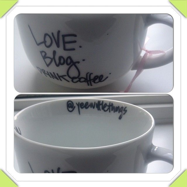 Love. Blog. Drink Coffee :)