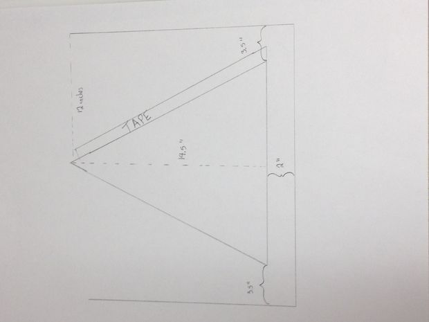 Picture of Constructing the Triangles