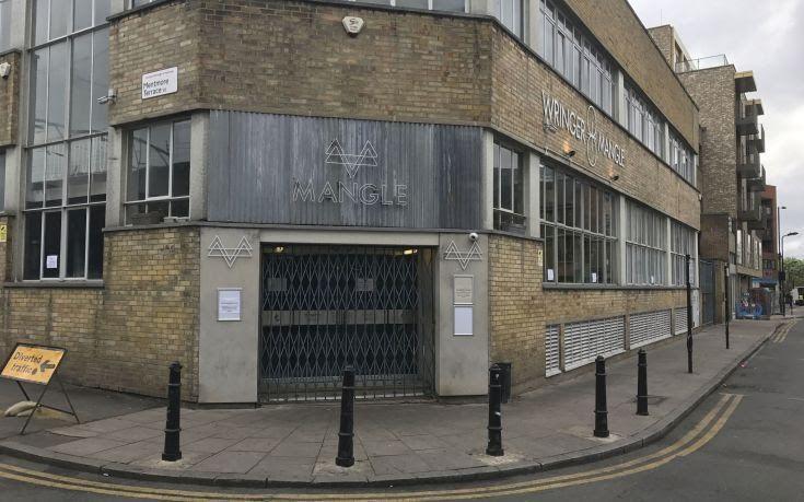 Έφηβοι συλληφθέντες για τις επιθέσεις με το οξύ στο Λονδίνο
